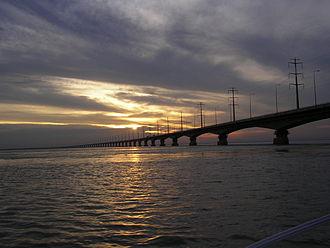 Hussain Muhammad Ershad - Jamuna Bridge