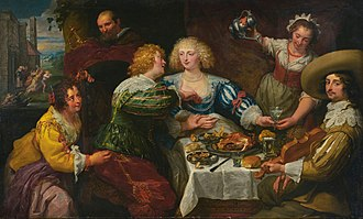 Peter Paul Rubens Biography