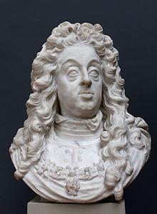 Jan Van Delen - Portrait de Jean Guillaume de Neubourg-Wittelsbach, électeur palatin 1658-1716.jpg