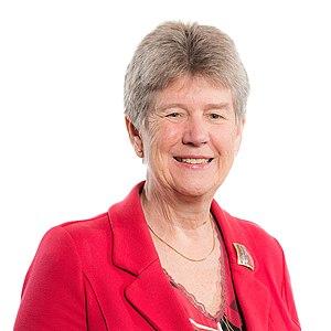 Jane Hutt - Image: Jane Hutt AM (28136581466)