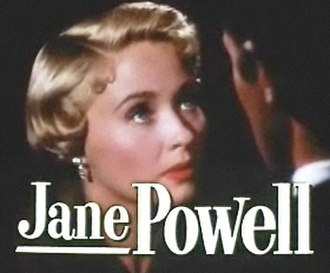 Small Town Girl (1953 film) - Jane Powell as Cindy Kimbell