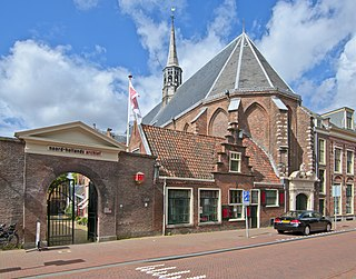 church in Haarlem