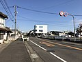 Japan National Route 207 near Ushizu Station 2.jpg