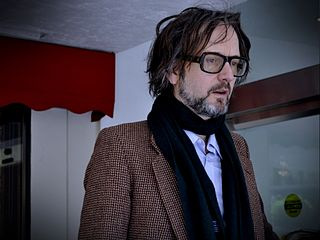 Jarvis Cocker English musician, singer-songwriter, radio presenter and editor