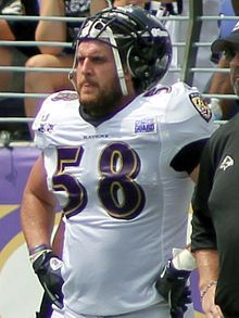 Jason Phillips 2011 stadium practice.jpg