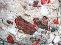 Jasper-quartz pebble conglomerate (Lorrain Formation, Paleoproterozoic, ~2.3 Ga; Ottertail Lake Northeast roadcut, near Bruce Mines, Ontario, Canada) 61 (47709626511).jpg