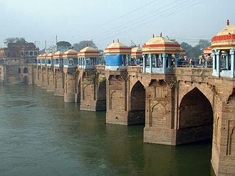 Jaunpur, Uttar Pradesh - Shahi Bridge