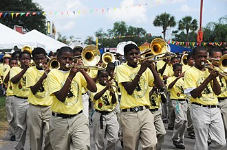 The Roots of Music - Roots of Music Crusaders Band at Jazz Fest 2012