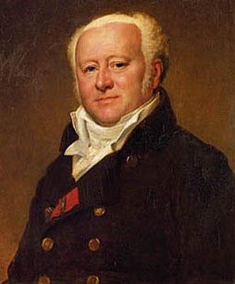 Jean-Nicolas Corvisart - Portrait of Jean-Nicolas Corvisart
