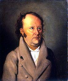 Jean Paul (1810), Gemälde von Friedrich Meier (Quelle: Wikimedia)