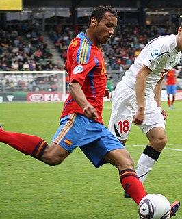 Jeffrén Suárez Spanish footballer