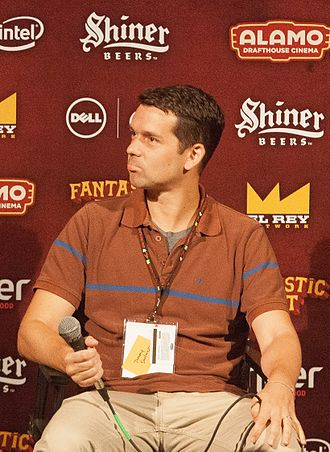 Jeremy Saulnier - Jeremy Saulnier at Fantastic Fest