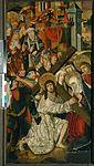Jesús camino del Calvario, del taller de Martín Bernat (Museo de Zaragoza).JPG
