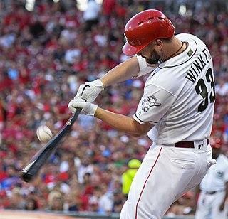 Jesse Winker American baseball player