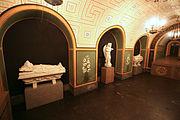 Jesuskirken Copenhagen crypt 1