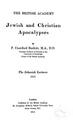 Jewish and Christian apocalypses.pdf