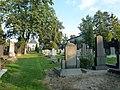 Jewish cemetery in Liberec, Czech Republic.JPG