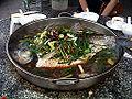 Jiangmen, Taishan - Fish Hotpot.JPG