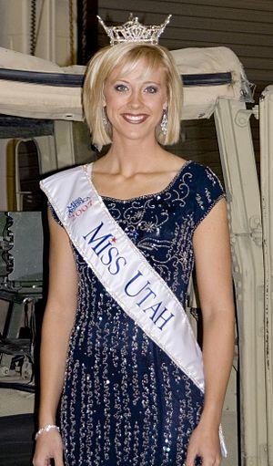 Miss Utah - Jill Stevens, Miss Utah 2007