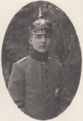 Joachim Ernst duke of Anhalt