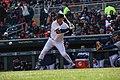Joe Mauer - Minnesota Twins - Opening Day vs Seattle Mariners (41267781901).jpg