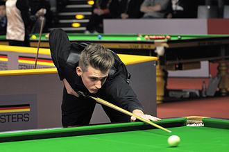 Joel Walker (snooker player) - Joel Walker at 2014 German Masters