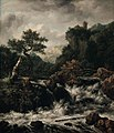 Johan Christian Dahl - Copy of Landscape by J. Ruisdael - NG.M.00049 - National Museum of Art, Architecture and Design.jpg
