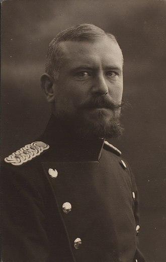Chief of the Royal Danish Air Force - Image: Johan Peter Koch Sophus Juncker Jensen
