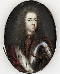 Portrait of John William Friso, Prince of Orange