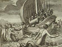 Johann Ulrich Krauss 1690 - Proserpinas Companions changed into Sirens.jpg