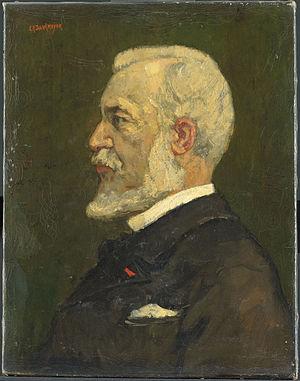 Johannes Bosboom - Johannes Bosboom,  by Charles Dankmeijer