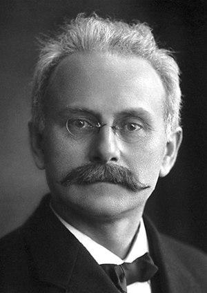 Deutsche Physik - Johannes Stark