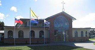 John Paul College, Rotorua State integrated co-educational secondary school (year 7 – 13) school