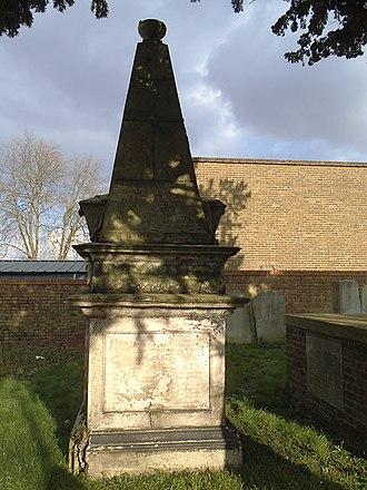 John Call - Monument to Sir John Call