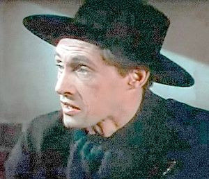 Carradine family - Image: John Carradine in Blood and Sand trailer