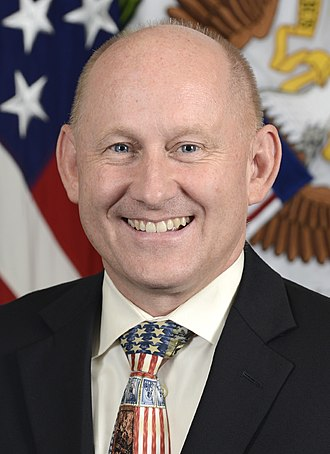 Assistant Secretary of the Army (Financial Management and Comptroller) - Image: John E. Whitley official photo (cropped)