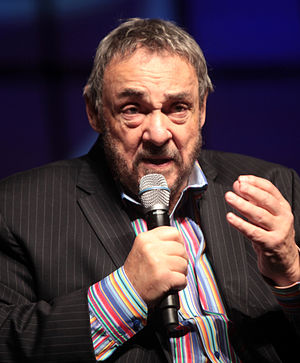 John Rhys-Davies - Rhys-Davies at the 2014 Phoenix Comicon