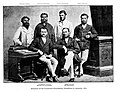 John and Alexander Forrest, Members of Exploring Expedition from Geraldton to Adelaide, 1874.jpg