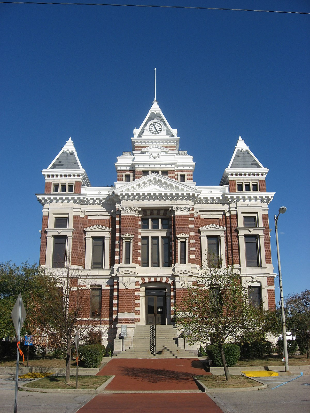Johnson County Courthouse Square Wikipedia