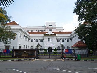 Johor Bahru - Johor Bahru High Court