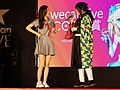 Jojo and King on the stage 20191012a.jpg