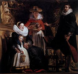 Jordaens Family of the artist.jpg