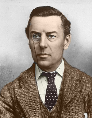 Secretary of State for the Colonies - Joseph Chamberlain; Secretary of State for the Colonies, 1895–1903