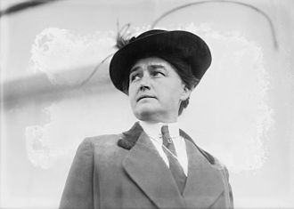 Josephine Diebitsch Peary - Peary circa 1913