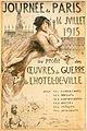 Journée de Paris. 14 Juillet 1915 au profit des oeuvres de guerre de l'Hôtel-de-Ville.jpg