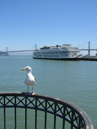 Hornblower Cruises - San Francisco Belle
