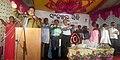 "Jual Oram administering the ""Naya Bharat Manthan-Sankalp Se Siddhi"" pledge to the people, organised by the Krishi Vigyan Kendra, at Community Centre, Purunapani, in Sundargarh district of Odisha.jpg"