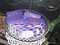 Jubilee Confectioners window display, Town, Beamish Museum, 26 November 2006 (2).jpg