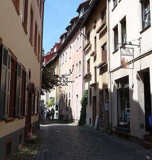 Judenstraße - panoramio