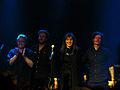 Julia Marcell wraz z zespołem - koncert w Krakowie 09-11-2014 - DSC05737 v3.jpg
